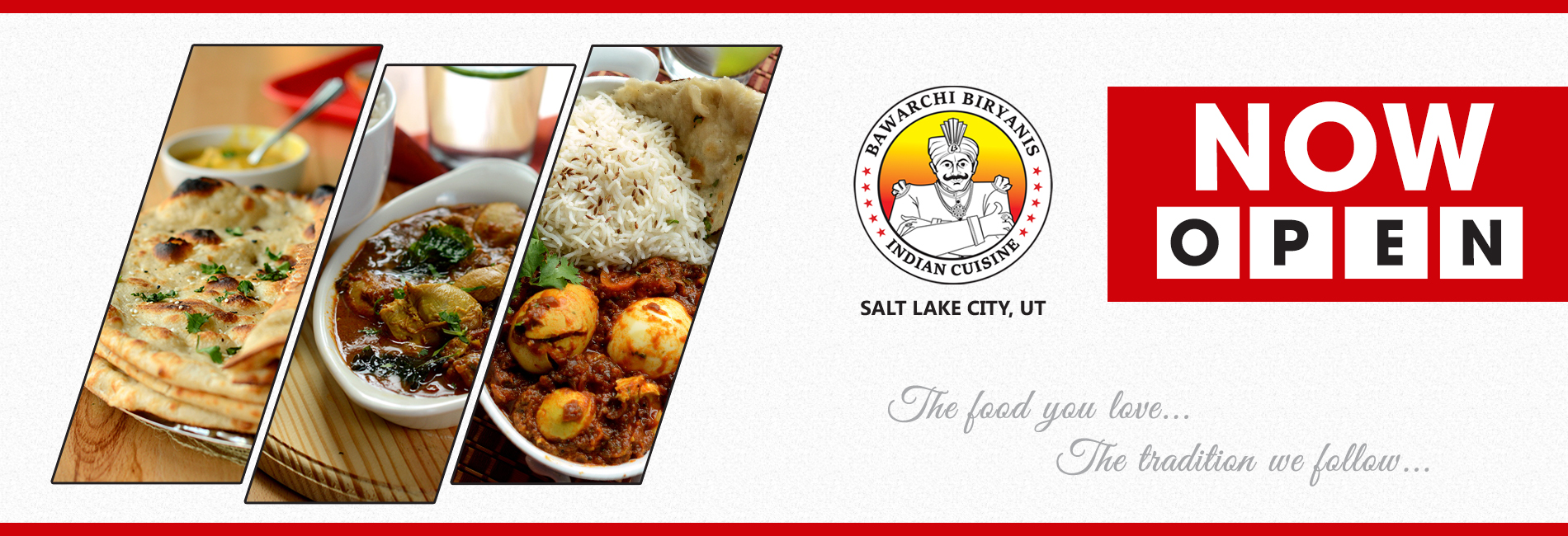 Bawarchi Salt Lake - Now Open
