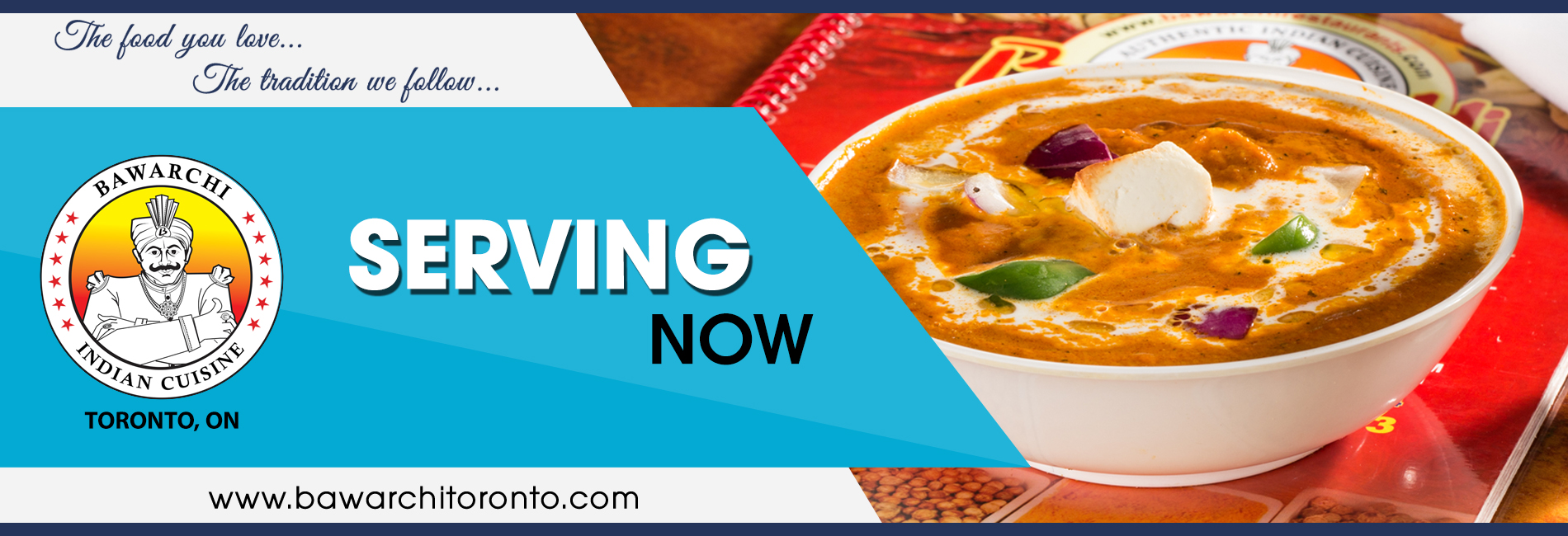 Bawarchi Toronto, ON - Now Open