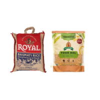 Rice, Lentils