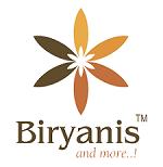 Biryanis