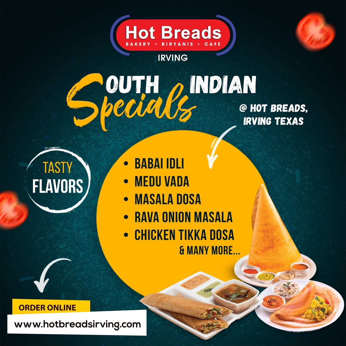 South Indian Specials