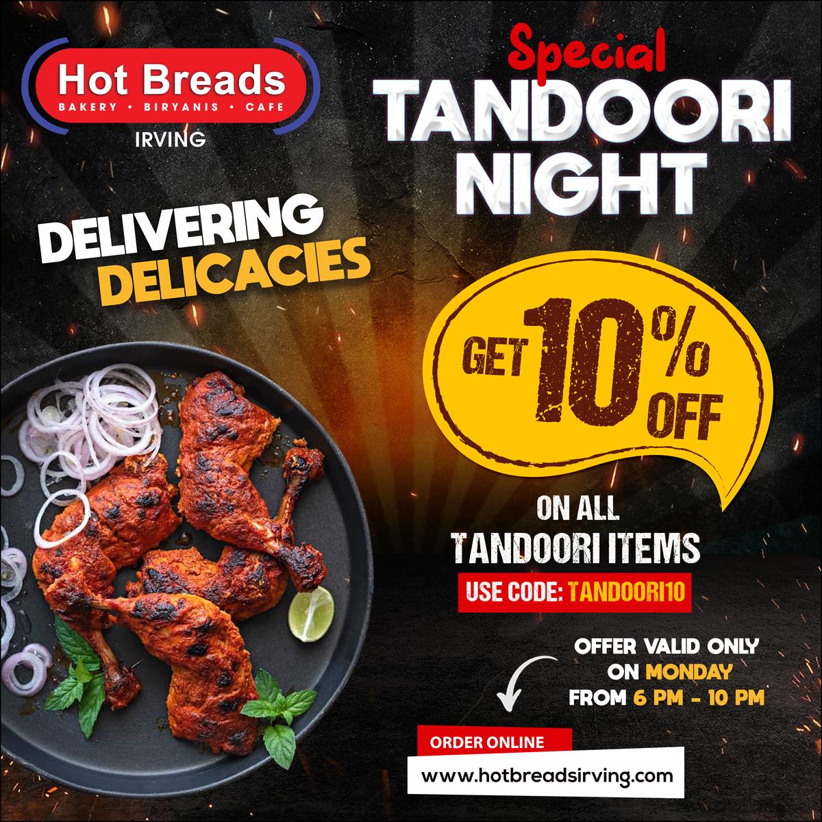 Special Tandoori Night