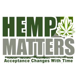 Hemp Matters - Logo