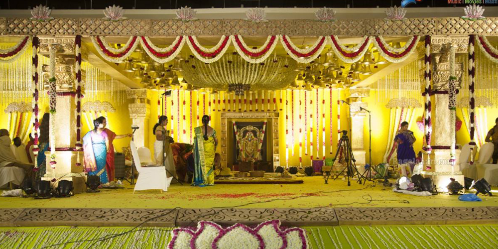 Devotional Function Decoration